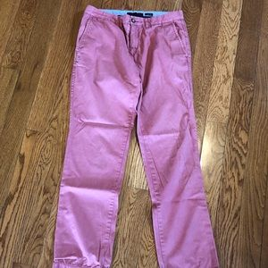 Tommy Hilfiger Nantucket Red Pants Jeans Chino Usa